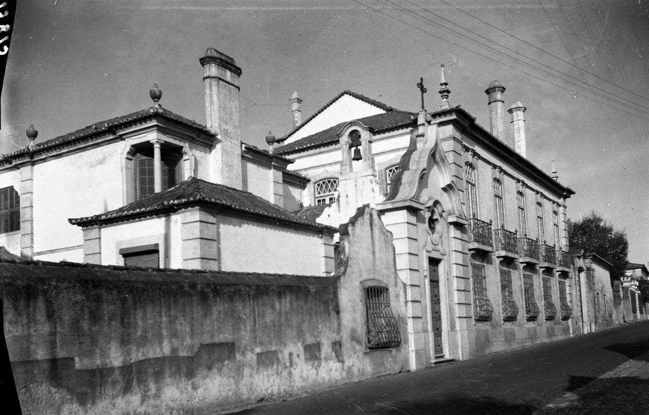 Quinta de São Sebastião, palacete e capela edu p