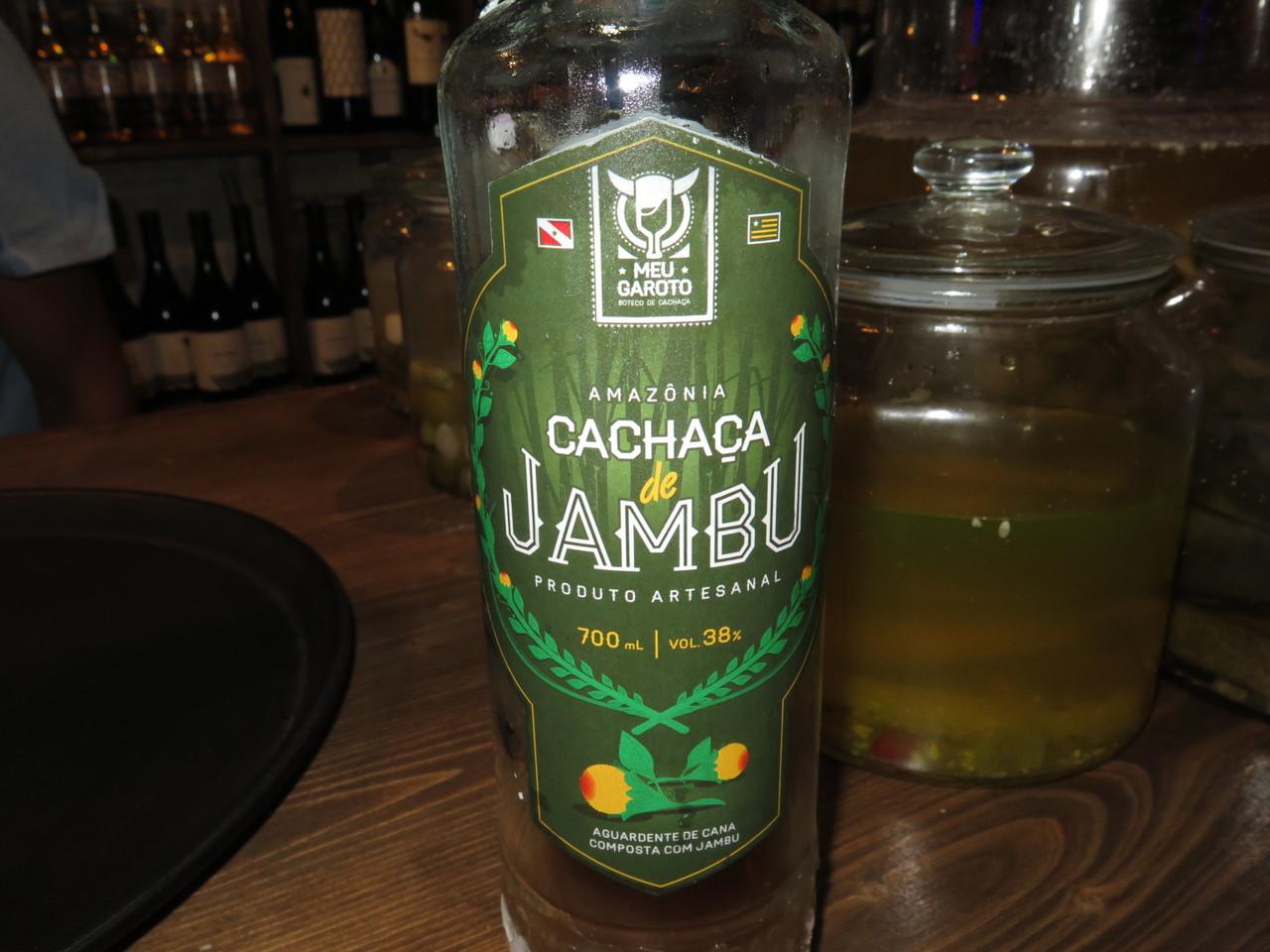 Cachaça de Jambu