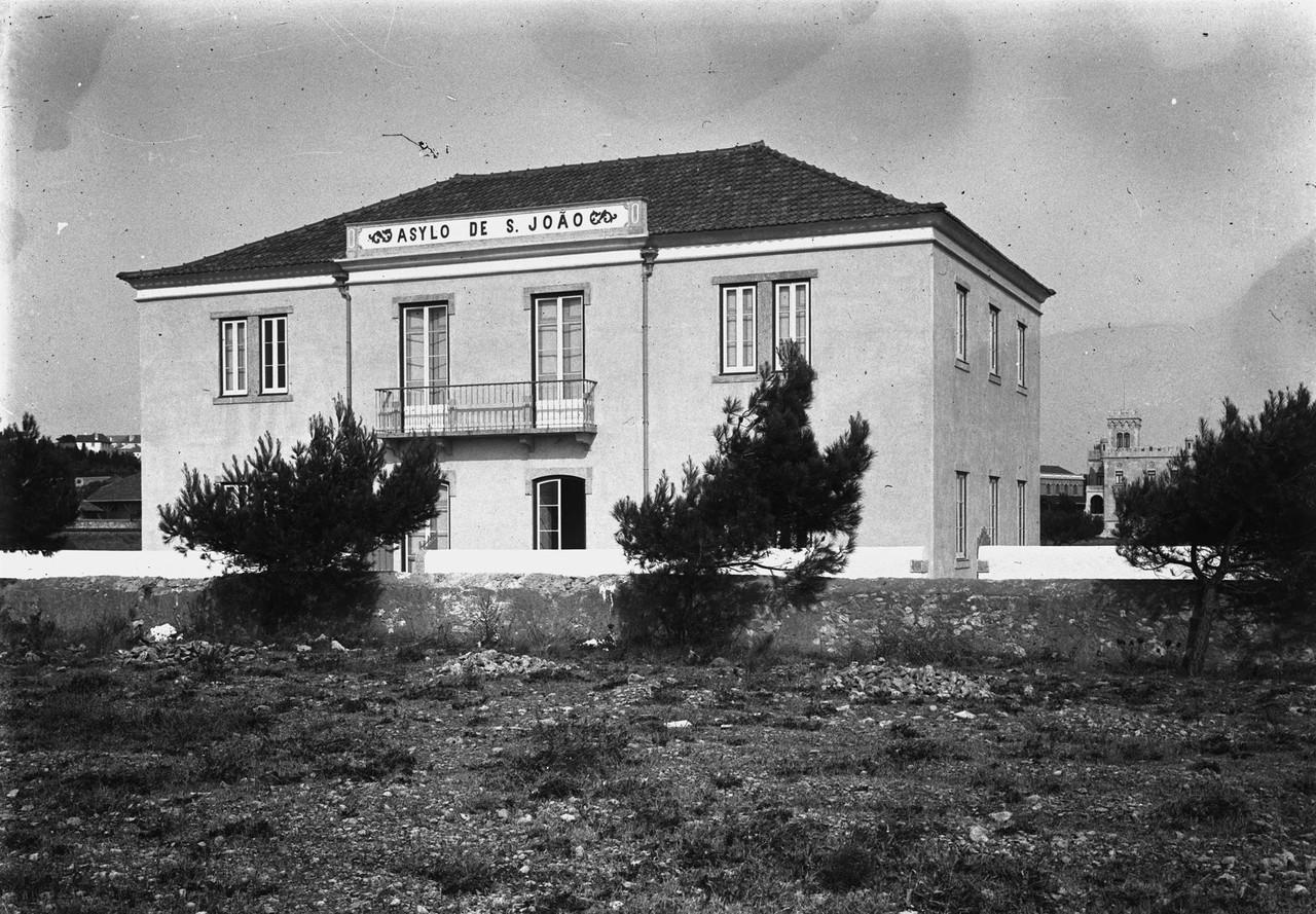 Asilo de São João, fundado em 1862, foto de Josh
