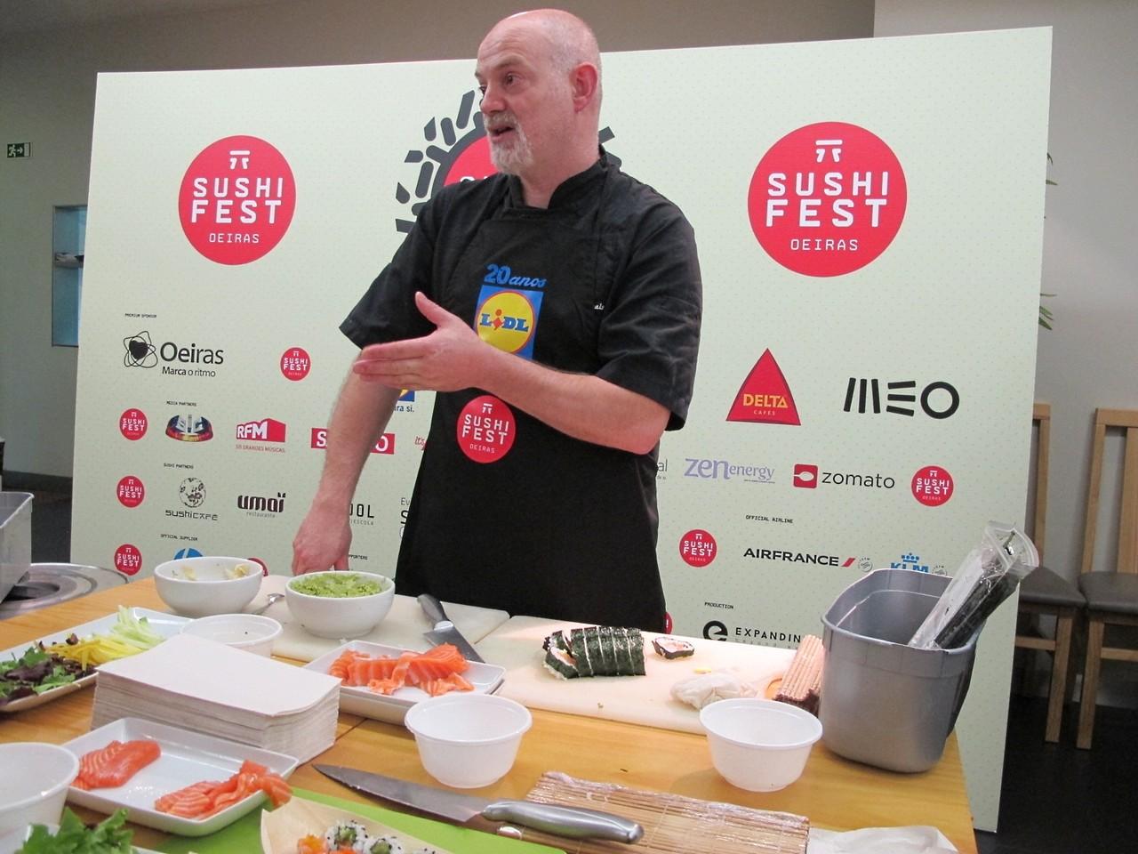 Workshop... de sushi