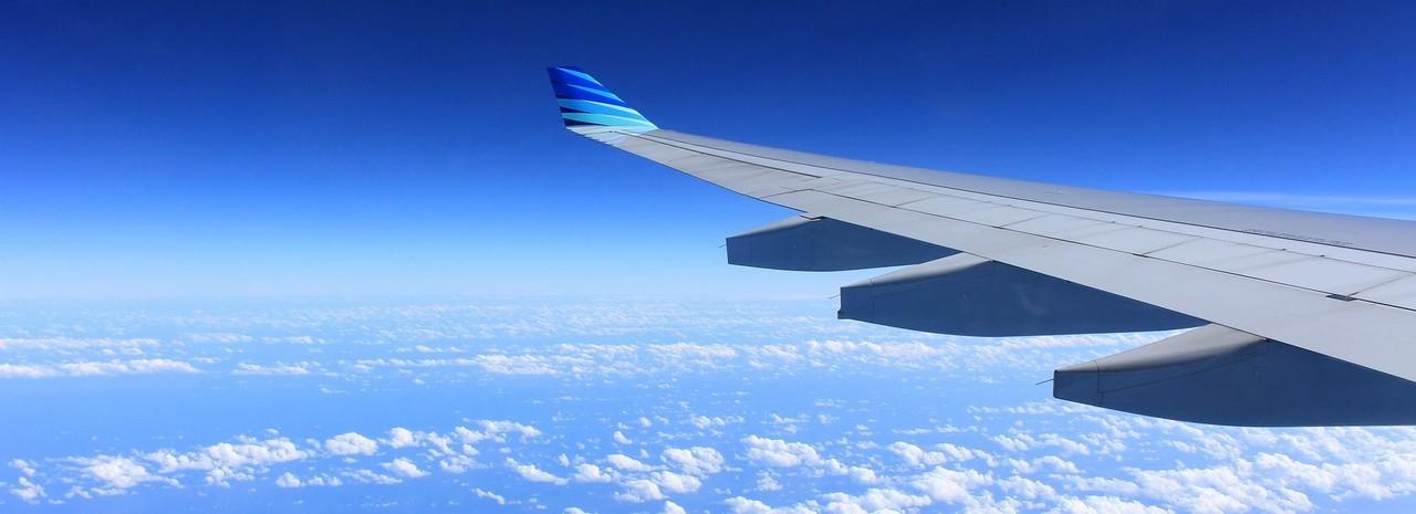 Asa de Avião (imagem Pixabay)