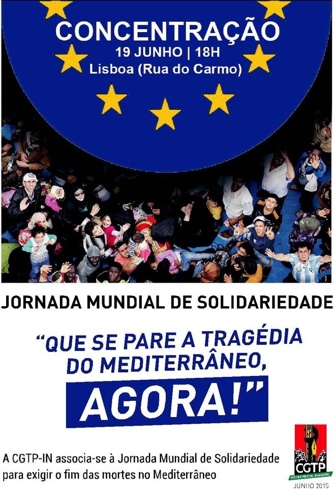 Tragédia Mediterrâneo1 2015