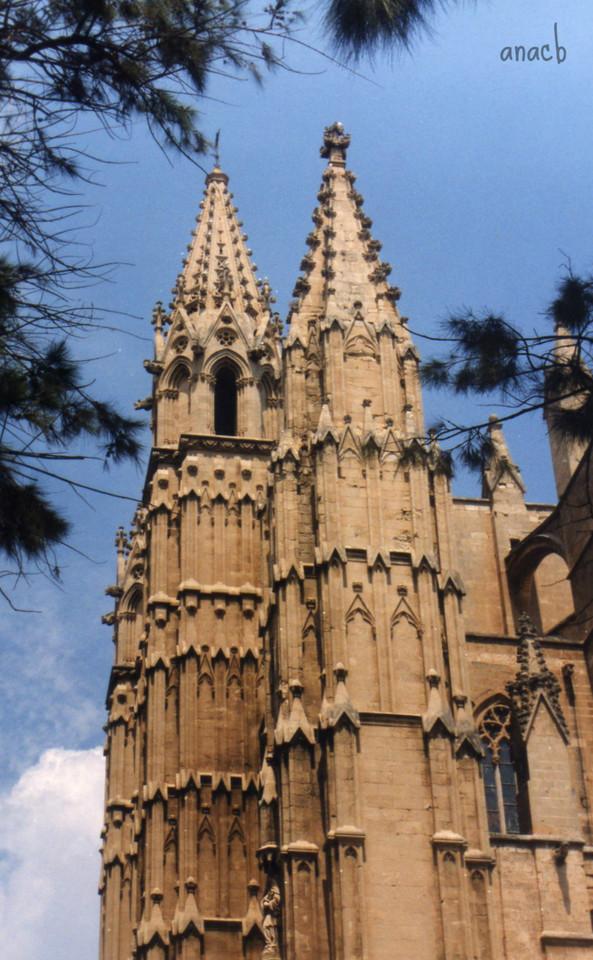 ao acaso #36 Catedral de Maiorca, Baleares, Espanh