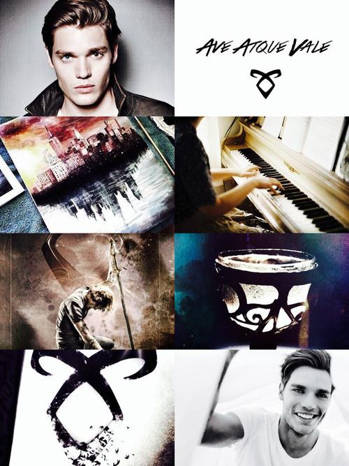 Jace e outros símbolos da saga