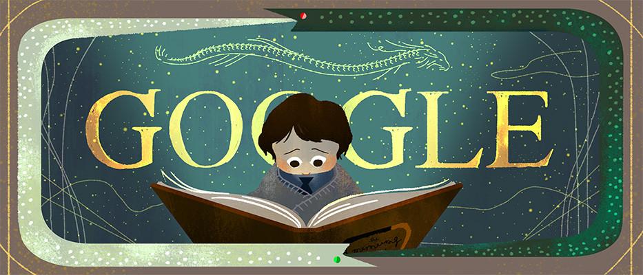 Resultado de imagem para doodle A História Interminável