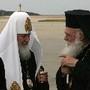 GREECE ATHENS ARCHBISHOP IERONYMOS MOSCOW PATRIARC