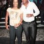 Amina e Célio