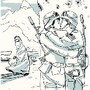 Zohar Lazar's rejected New Yorker cover illustra