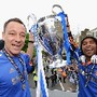John+Terry+and+Ashley+Cole+pose+with+the+Champions