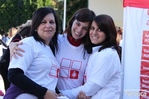Caminhada solidária em Tarouca