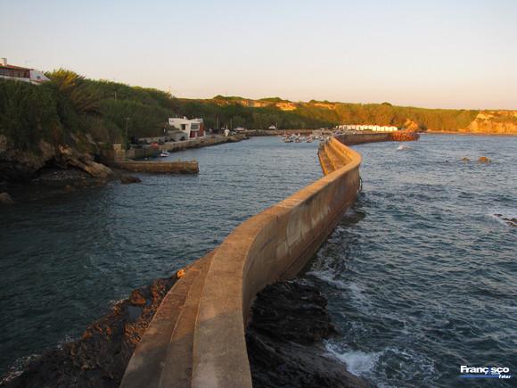 Barra - Portinho do Canal Milfontes