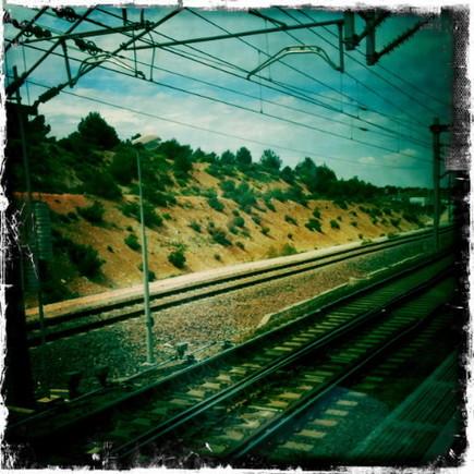 Entre Paris e Marselha