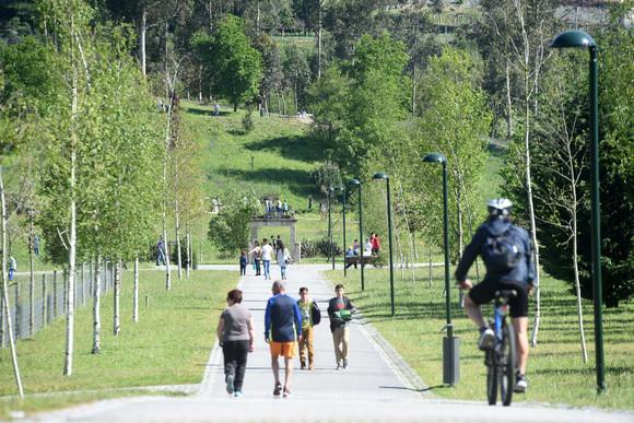Iniciativa terá lugar no Parque da Devesa
