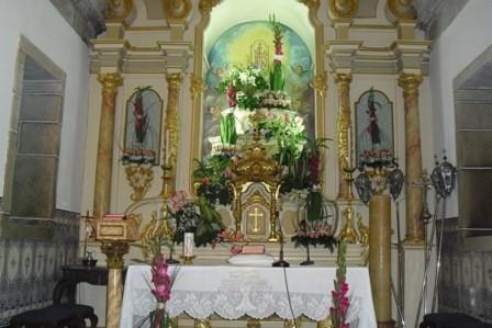 Altar Livramento Formariz 2013