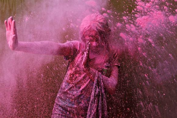 Holi, Festival das Cores, Índia