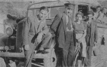 Autocarro antigo courense