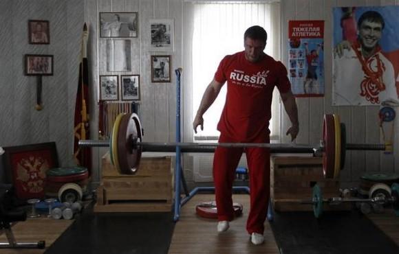 Dmitry Klokov 41