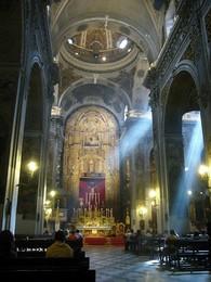 Sevilha - igreja da Madalena