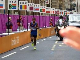 Maratona Jogu Olimpiku 2012