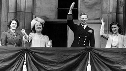 VE_Day_8_May_1945_KingGeorgeVIQueenElizabeth_Princ