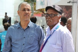 AME 2015: Vereador da Cultura e Bitori Nha Bibinha