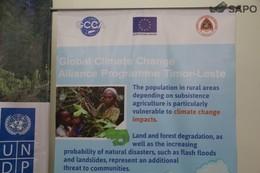 Semana ba Alterasaun Klimatika Global