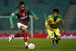 23ª J: P. Ferreira 1-0 Marítimo