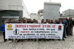 PORTUGAL CONCENTRAÇÃO SETOR CONSTRUÇÃO