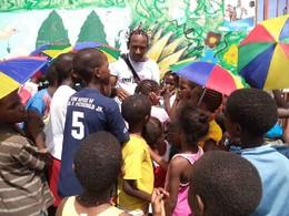 AfroReggae em Cabo Verde