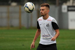 O médio Lucas Lima tem sido apontado ao FC Porto