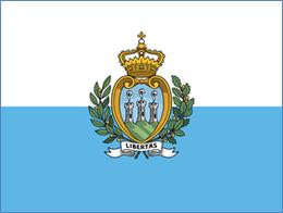39 Bandeira de S. Marino