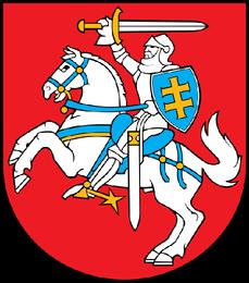 34 Brasão da Lituânia