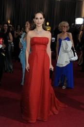 Natalie Portman apresentou prémio