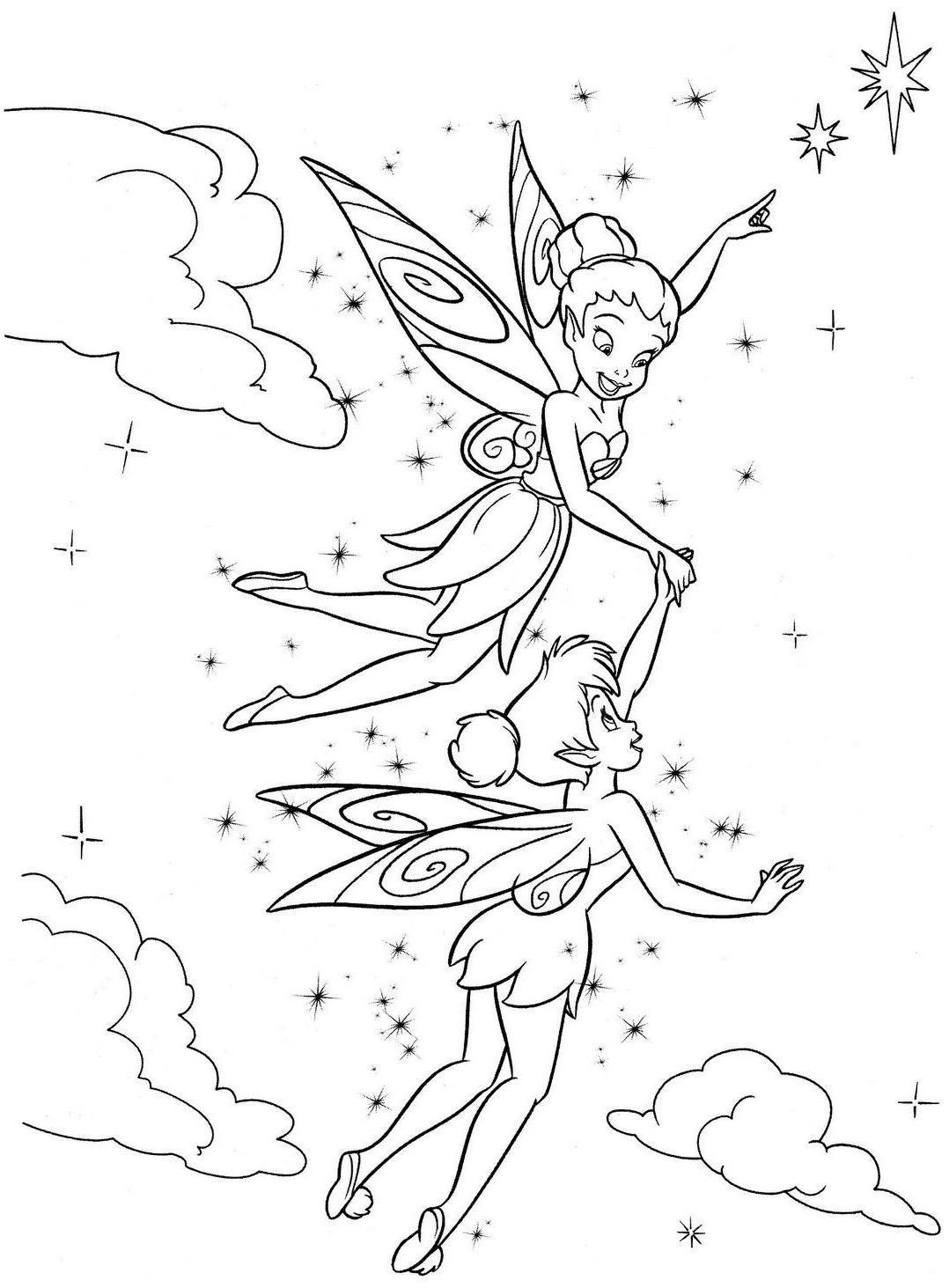 Pinta A Sininho E As Suas Amigas 9 A Magia Da Disney