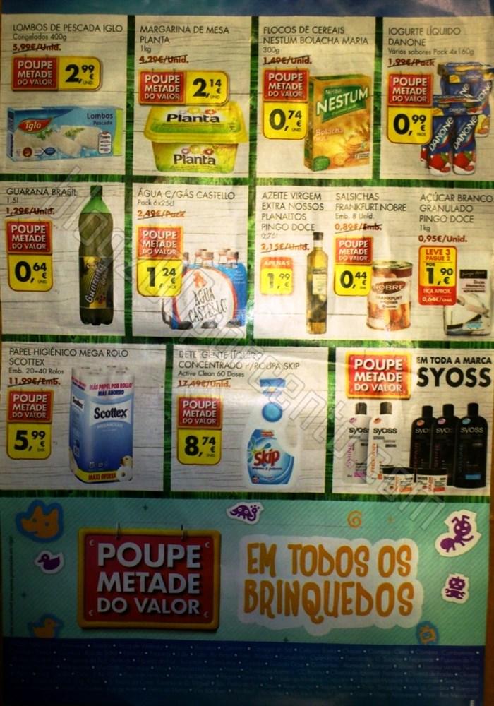 Novo Folheto PINGO DOCE Fim de Semana de 30 outubr