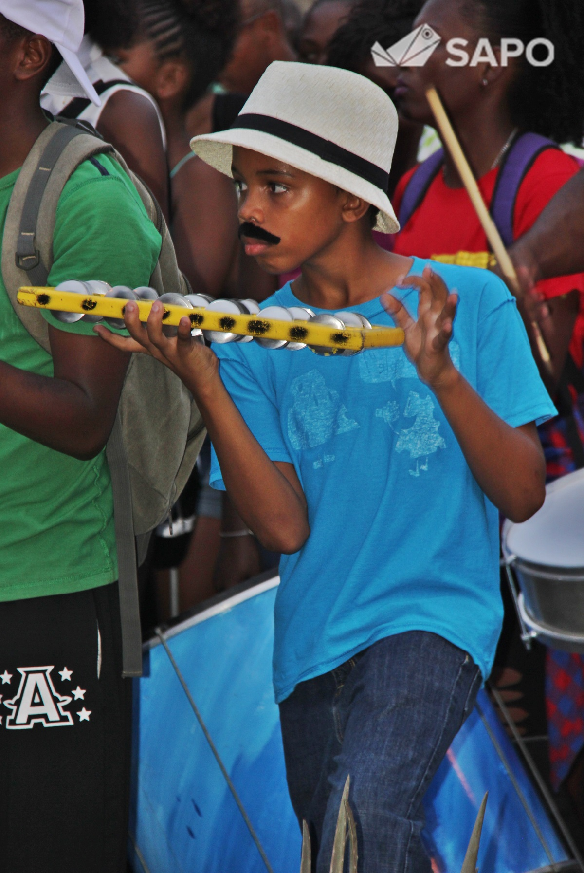 Carnaval Praia 2016