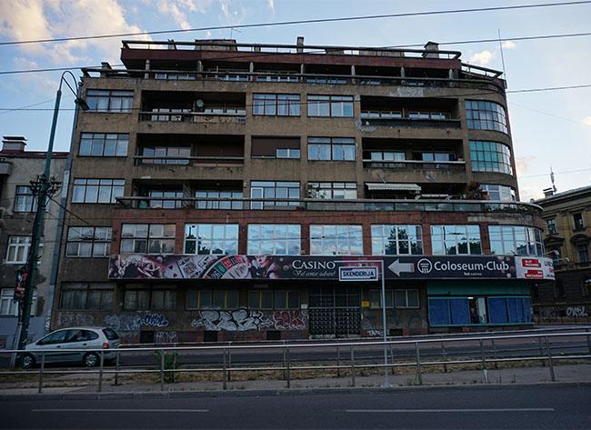 Gebäude_sarajevo