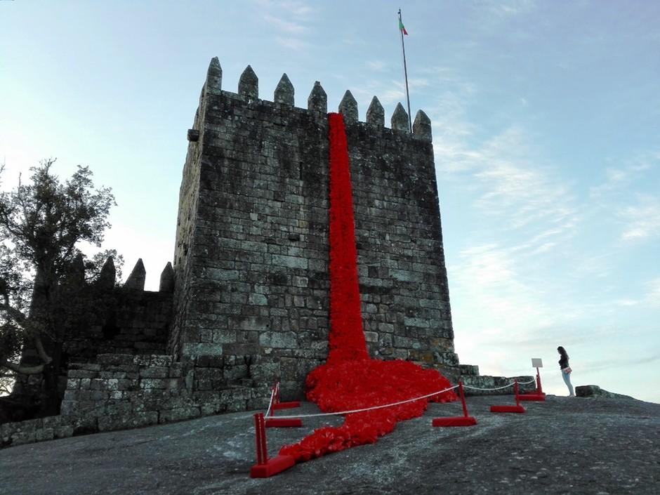 Manto de Papoilas no Castelo 2016 1
