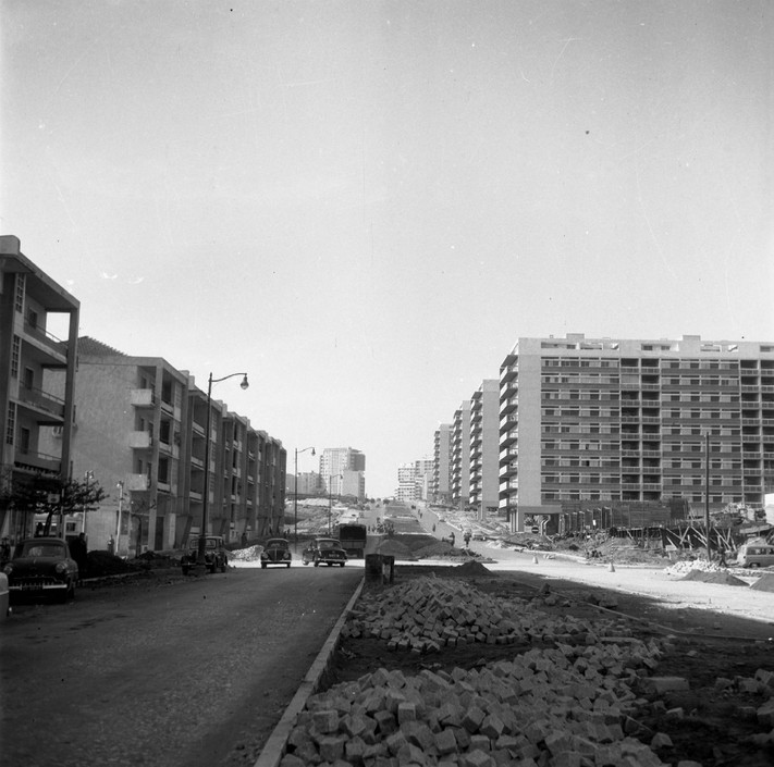 Av. dos E.U.A., Lisboa (J. Benoliel, post 1951)